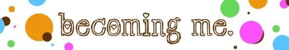 becoming me header_chickenfont